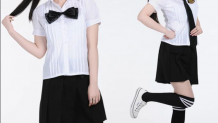 Kız Kısa Kollu Okul Gömleği